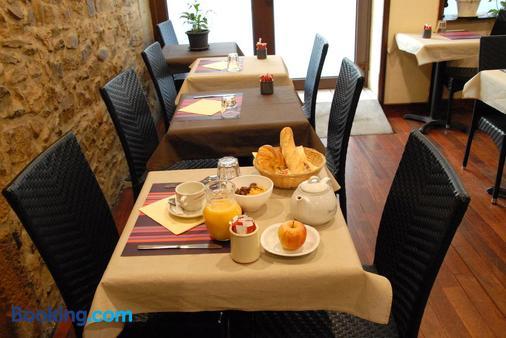 布列塔尼酒店 - 里昂 - 餐廳