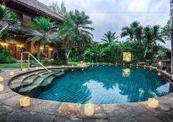 邦加佩爾麥酒店 - 烏布 - 烏布 - 游泳池