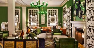 Kimpton Hotel Monaco Washington DC - Washington, D.C. - Lounge