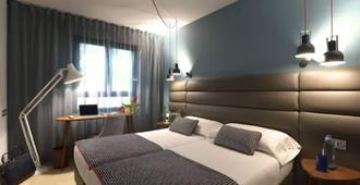 Hotel Pamplona Plaza - Pamplona - Bedroom