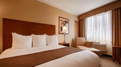 Best Western Tumwater-Olympia Inn - Tumwater - Schlafzimmer