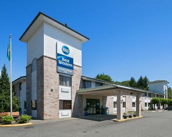 Best Western Tumwater-Olympia Inn - Tumwater - Edificio