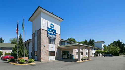 Best Western Tumwater-Olympia Inn - Tumwater - Gebäude