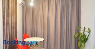 Sky Apartment Virmenska - Kyiv - Sala de estar