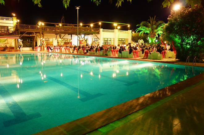 Club Afrodit - Altinoluk - Piscina