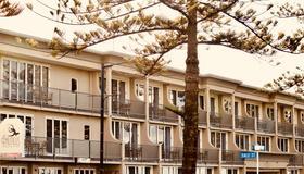 鸚鵡螺納皮爾公寓 - 內皮爾 - 納皮爾 - 建築