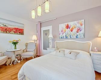 Naturalbnb - 5 Superbes Chambres D'hôtes Thématiques - Віллербанн - Bedroom