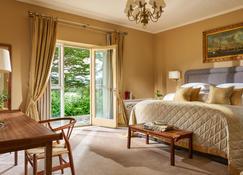Sheen Falls Lodge - Kenmare - Bedroom