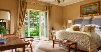 Sheen Falls Lodge - Kenmare - Bedroom