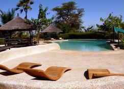 Lodge des Collines de Niassam - Palmarin - Pool