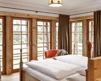 Relais & Châteaux Gut Steinbach Hotel und Chalets - Reit im Winkl - Bedroom