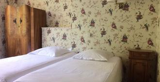Hotel Particulier Richelieu - Calais - Bedroom
