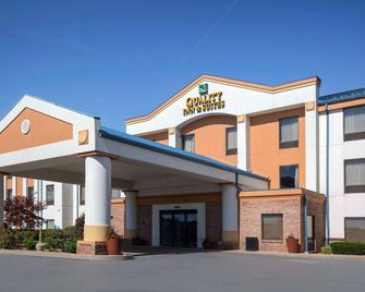 Quality Inn & Suites Arnold - St Louis - Arnold - Building