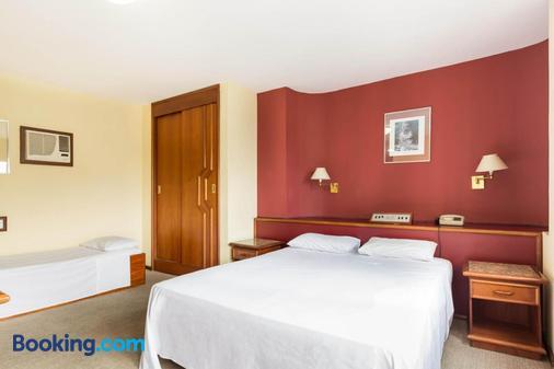蒂巴日酒店 - 古里提巴 - 庫里提巴 - 臥室
