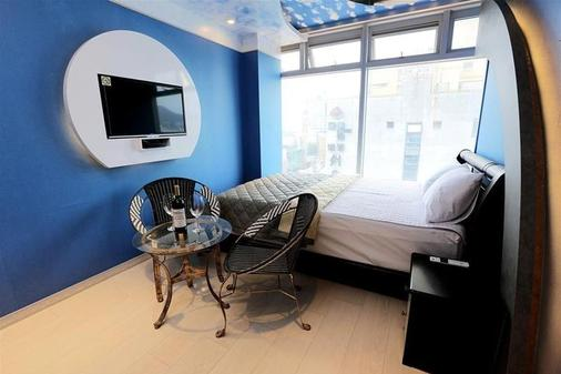 Residence The Moon - Busan - Makuuhuone
