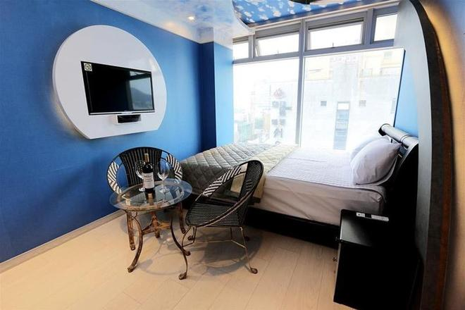 Residence The Moon - Busan - Bedroom