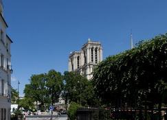 Hotel Esmeralda - Paris - Outdoor view
