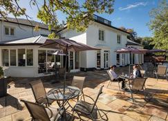 Hawkwell House Hotel Oxford By Accor - Οξφόρδη - Βεράντα