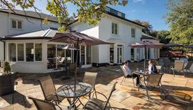 Hawkwell House Hotel Oxford By Accor - Oxford - Patio