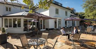 Mercure Oxford Hawkwell House Hotel - אוקספורד - פטיו