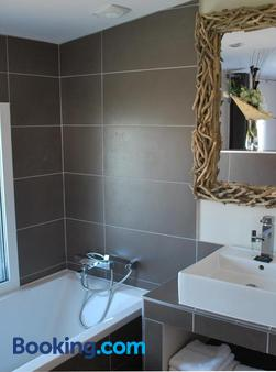 Hotel Saint-Sernin - Toulouse - Phòng tắm