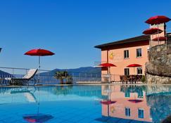 Hotel Arancio - Ascona - Pool