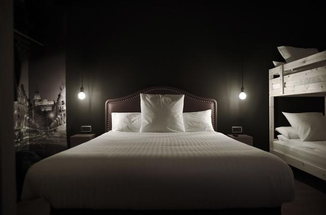 Woohoo Suites Madrid - Madrid - Bedroom