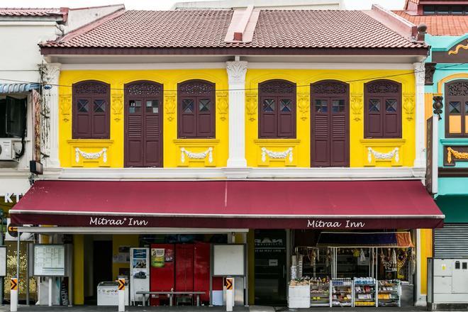 Mitraa Inn - Singapore - Building