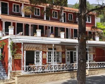 Zefiros Traditional Hotel - Palaiokastritsa - Building