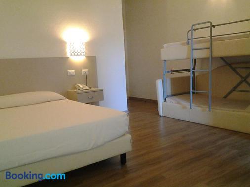 Hotel Nettuno - Dorgali - Bedroom