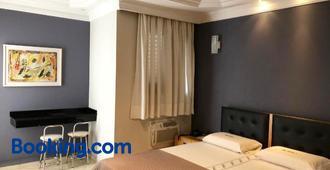 Villas Hotel - Sao Paulo - Bedroom
