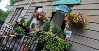 Argyll Guest House - Glasgow - Outdoors view
