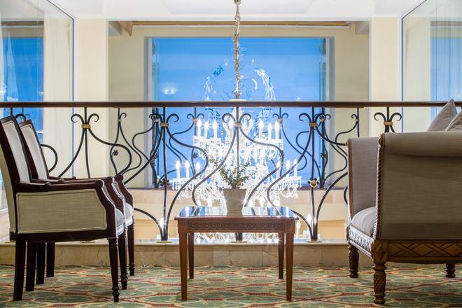 Radisson Blu Le Vendome Hotel - Κέιπ Τάουν - Μπαλκόνι