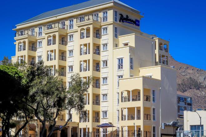 Radisson Blu Le Vendome Hotel - Cape Town - Toà nhà