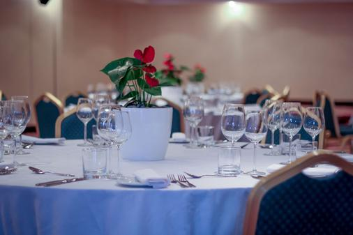 Radisson Blu Le Vendome Hotel - Cape Town - Banquet hall