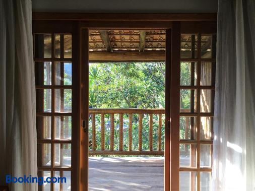信天翁旅館 - 格蘭德島灣 - Vila do Abraao - 陽台