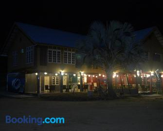 Riverbank Dungun Guesthouse & Cafe - Dungun - Building