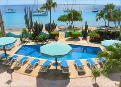Bonaire Oceanfront Apartments - Kralendijk - Pool