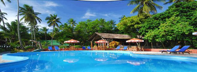 恩坎託海灘飯店 - 莫羅聖保羅 - 游泳池