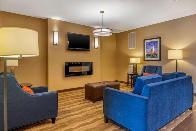 Comfort Suites San Antonio North - Stone Oak - San Antonio - Aula