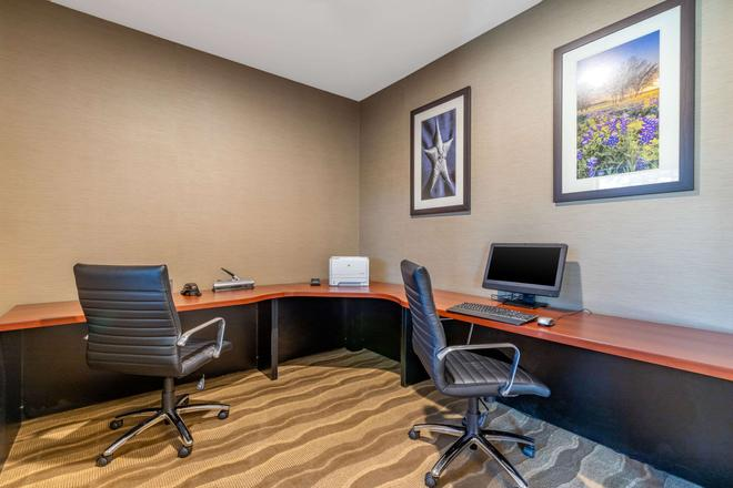 Comfort Suites San Antonio North - Stone Oak - San Antonio - Business center