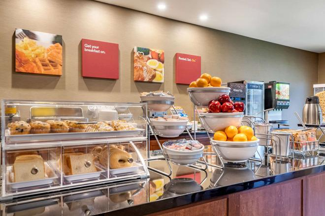 Comfort Suites San Antonio North - Stone Oak - San Antonio - Buffet