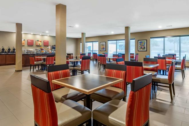Comfort Suites San Antonio North - Stone Oak - San Antonio - Restaurant