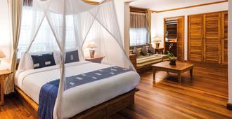 Governor's Residence, A Belmond Hotel, Yangon - יאנגון - חדר שינה