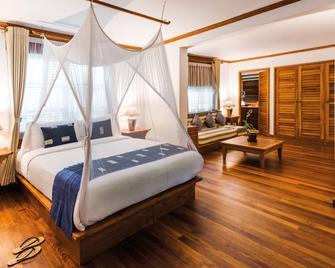 ガバナーズ レジデンス ベルモンド ホテル ヤンゴン - ヤンゴン - 寝室