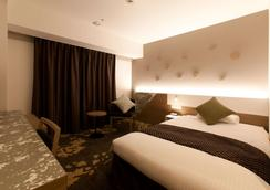 Toyama Excel Hotel Tokyu - Toyama - Bedroom