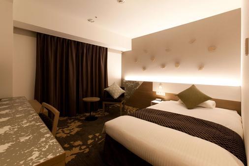Toyama Excel Hotel Tokyu - Toyama - Phòng ngủ