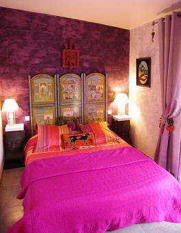Masestival - Teyssode - Bedroom