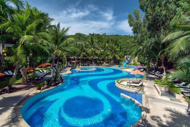 Siam Bayshore Resort Pattaya - Pattaya - Piscina