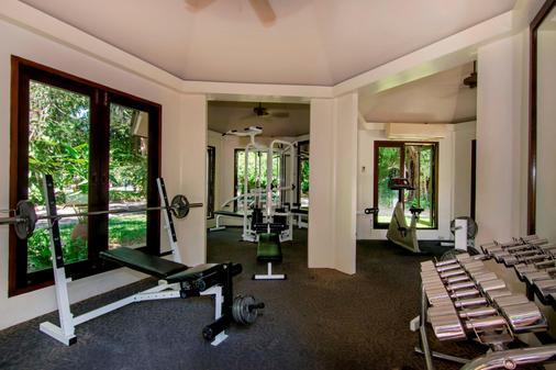 Siam Bayshore Resort Pattaya - Pattaya - Gym